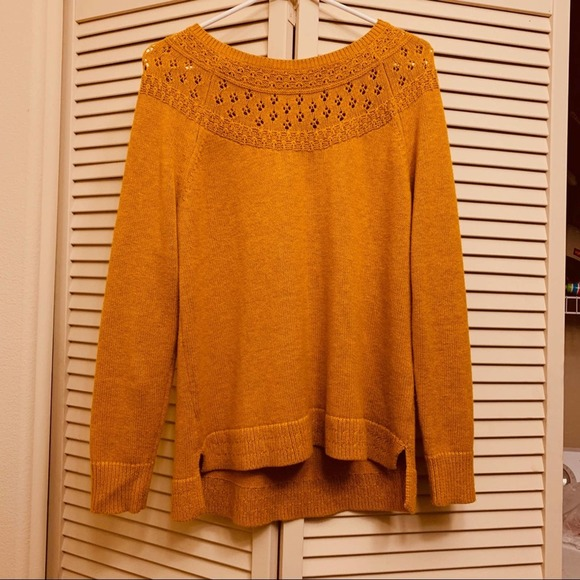 NWOT Sonoma Textured Knit Sweater